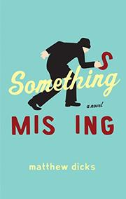 Book Cover for SOMETHING MISSING