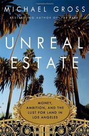Book Cover for UNREAL ESTATE