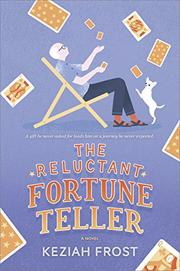 THE RELUCTANT FORTUNE-TELLER by Keziah  Frost