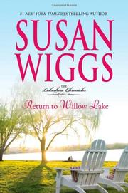 Book Cover for RETURN TO WILLOW LAKE