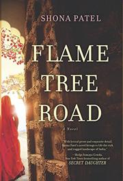 FLAME TREE ROAD by Shona Patel