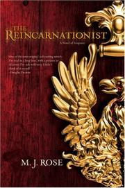 Cover art for THE REINCARNATIONIST
