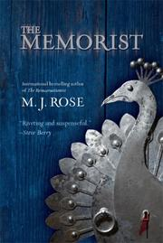 Cover art for THE MEMORIST