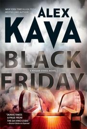 Book Cover for BLACK FRIDAY