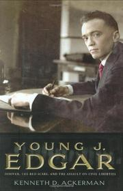 Book Cover for YOUNG J. EDGAR