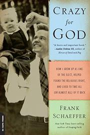 Book Cover for CRAZY FOR GOD