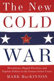 Cover art for THE NEW COLD WAR