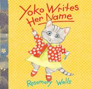 Cover art for YOKO WRITES HER NAME