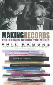 Cover art for MAKING RECORDS