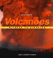 VOLCANOES by Judy Fradin