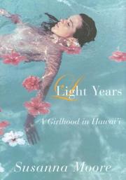 Book Cover for LIGHT YEARS