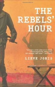 Cover art for THE REBELS' HOUR