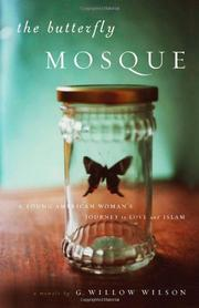 Book Cover for THE BUTTERFLY MOSQUE