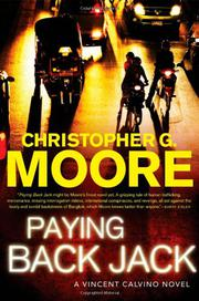 PAYING BACK JACK by Christopher G. Moore