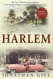 Book Cover for HARLEM