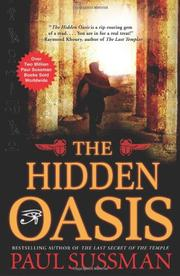 Cover art for THE HIDDEN OASIS