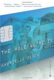 Cover art for THE HOLE WE'RE IN
