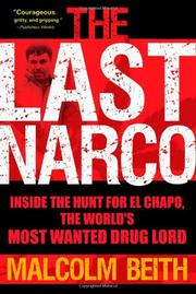 Cover art for THE LAST NARCO