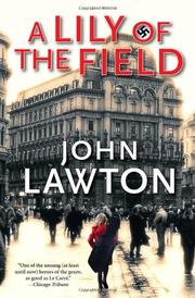 Cover art for A LILY OF THE FIELD