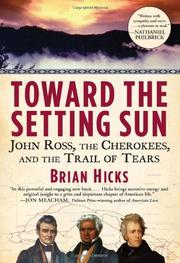 TOWARD THE SETTING SUN by Brian Hicks
