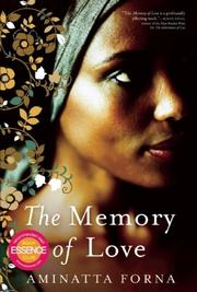 Cover art for THE MEMORY OF LOVE