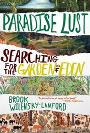 Book Cover for PARADISE LUST