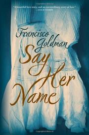 Book Cover for SAY HER NAME