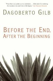 Cover art for BEFORE THE END, AFTER THE BEGINNING
