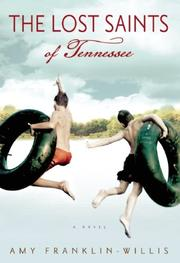 Cover art for THE LOST SAINTS OF TENNESSEE