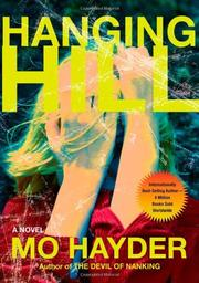 Book Cover for HANGING HILL