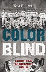 COLOR BLIND by Tom Dunkel