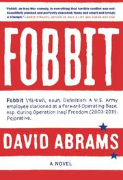 FOBBIT by David Abrams