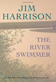 Cover art for THE RIVER SWIMMER