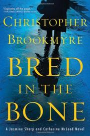 BRED IN THE BONE by Christopher Brookmyre