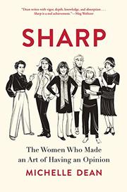 SHARP by Michelle Dean