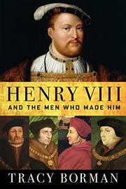 HENRY VIII by Tracy Borman