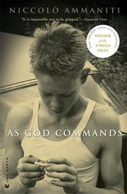 AS GOD COMMANDS by Niccolo Ammaniti