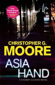 ASIA HAND by Christopher G. Moore