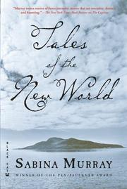 Cover art for TALES OF THE NEW WORLD