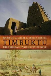 TIMBUKTU by Marq de Villiers