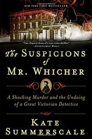 Book Cover for THE SUSPICIONS OF MR. WHICHER