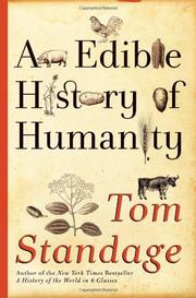 Book Cover for AN EDIBLE HISTORY OF HUMANITY