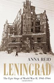 Cover art for LENINGRAD