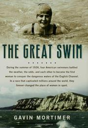 Cover art for THE GREAT SWIM