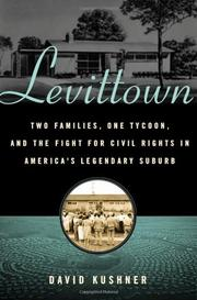 LEVITTOWN by David Kushner
