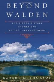 BEYOND WALDEN by Robert M. Thorson