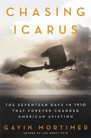 CHASING ICARUS by Gavin Mortimer