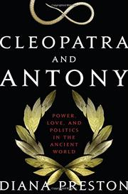 Cover art for CLEOPATRA AND ANTONY