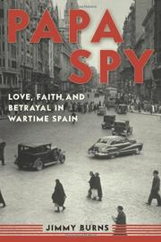Book Cover for PAPA SPY