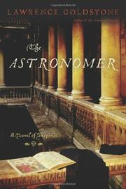 THE ASTRONOMER by Lawrence Goldstone